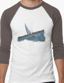 Utopia! Men's Baseball ¾ T-Shirt