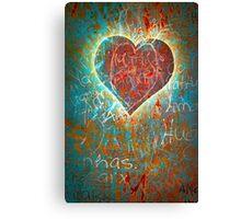 Grunge Background 5 Canvas Print