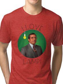 I love lamp Tri-blend T-Shirt