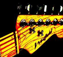 Westfield guitar by Paul Reay