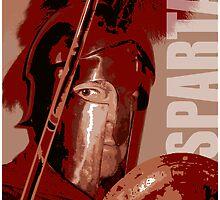 red spartan by earl ferguson