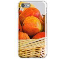 Basket of Pairs Harvest iPhone Case/Skin