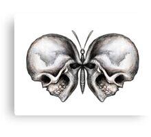 Flight and Death Canvas Print