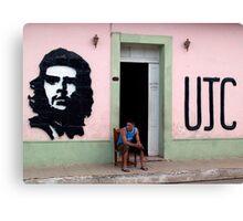 Che Seat Canvas Print