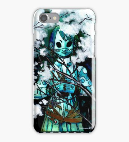 Snow Fey iPhone Case/Skin