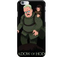 Shadow of Hodor iPhone Case/Skin