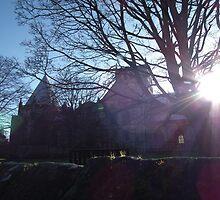 Sun on Southall Minster by sharron-shoot