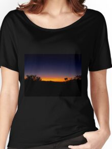 Tucson Sunset Women's Relaxed Fit T-Shirt