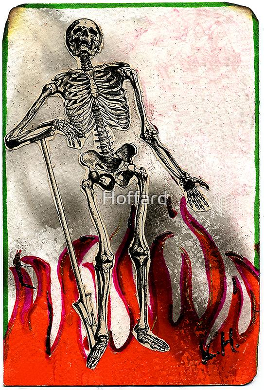 It's a Dead Man's Party by Hoffard