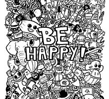 BE HAPPY! by NoveCento