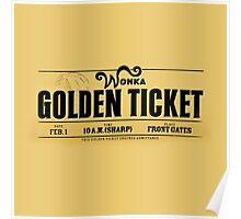 Golden Ticket Poster