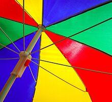 Colorful Sunshade by ccaetano