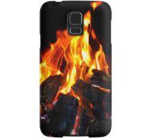 The Warmth Of An Irish Turf Fire Samsung Galaxy Case/Skin