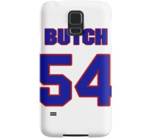National football player Butch Riley jersey 54 Samsung Galaxy Case/Skin