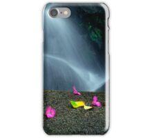 Idyllic Waterfall iPhone Case/Skin