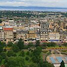 City Of Edinburgh by RedHillDigital