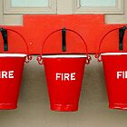 Fire Buckets by robspics