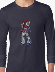 Starscream Duvet Long Sleeve T-Shirt