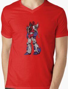Starscream Duvet Mens V-Neck T-Shirt