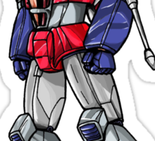 Starscream Duvet Sticker