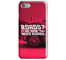 Back To The Future Multiply iPhone Case/Skin