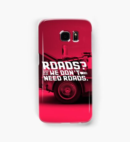 Back To The Future Multiply Samsung Galaxy Case/Skin