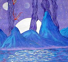 Three Moons by Sandy Wager