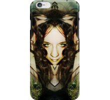 Unity with nature iPhone Case/Skin