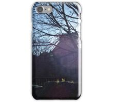 Sun on Southall Minster iPhone Case/Skin