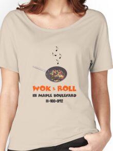 Wok & Roll Women's Relaxed Fit T-Shirt