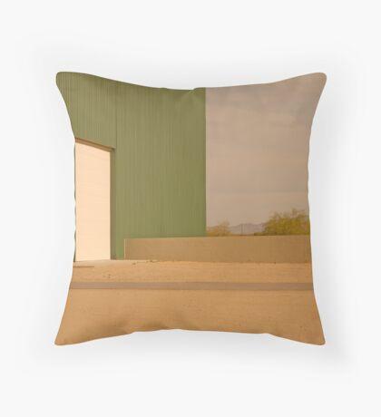 Abstract Arizona Throw Pillow