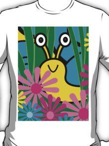 Boo! Snail T-Shirt