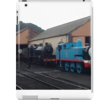Blue One The Tank Engine iPad Case/Skin