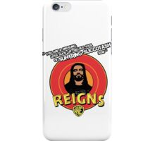 Looney Reigns iPhone Case/Skin