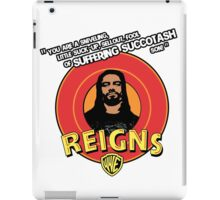 Looney Reigns iPad Case/Skin