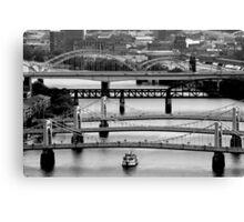 Bridges Galore Canvas Print