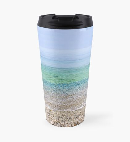 Tranquil Beach Travel Mug