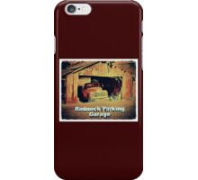 """""""Redneck Parking Garage""""... prints and products iPhone Case/Skin"""