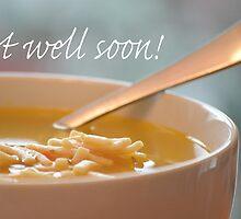 Get Well Soon by kukana-kards