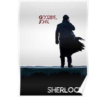 Sherlock: Goodbye John Poster