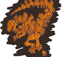 Godzilla Jurassic by Cooleras