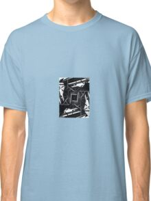 Construction Abstract Classic T-Shirt