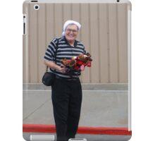 My Friend Bill iPad Case/Skin