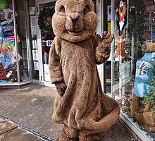 Town Mascot by vigor
