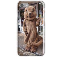 Town Mascot iPhone Case/Skin
