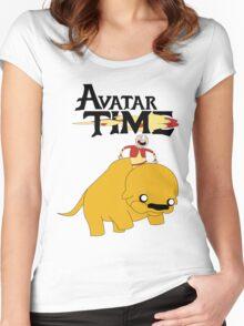 The Last Adventurer Women's Fitted Scoop T-Shirt