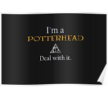Deal with it: Harry Potter Poster