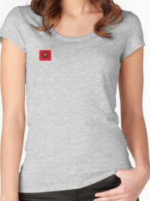Red Dahlia Women's Fitted Scoop T-Shirt