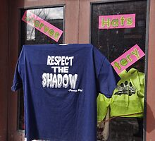 Respect the Shaodow by vigor
