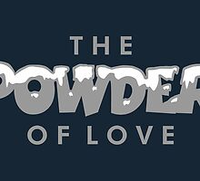 The Powder of Love by theshirtshops